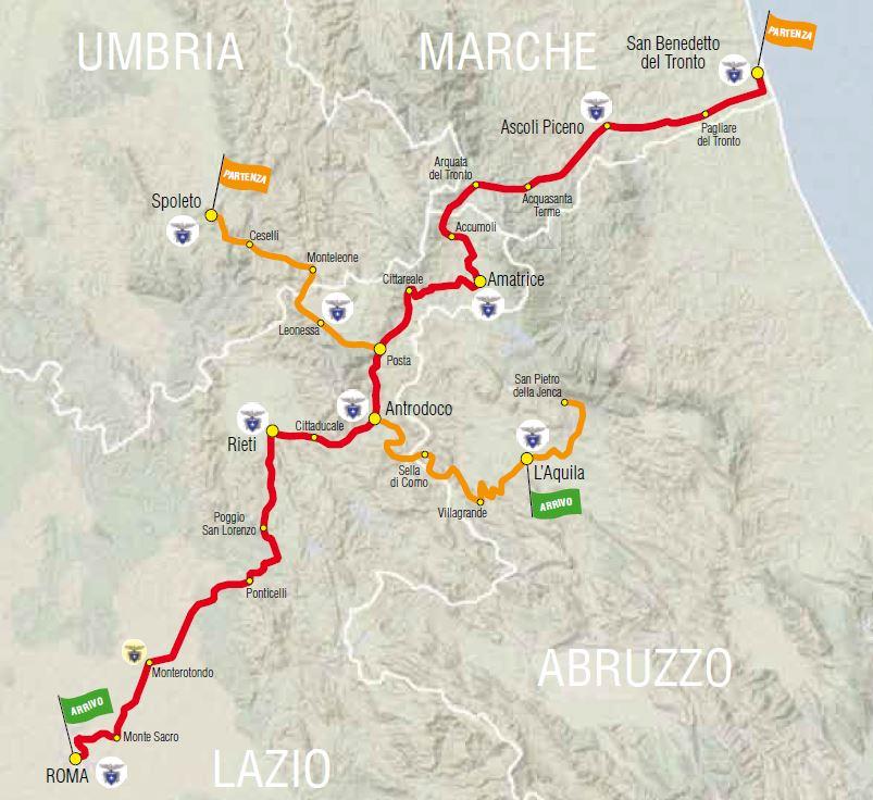 tracciato_salaria-150_cammini