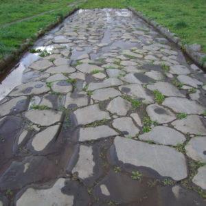 strada per castel gandolfo
