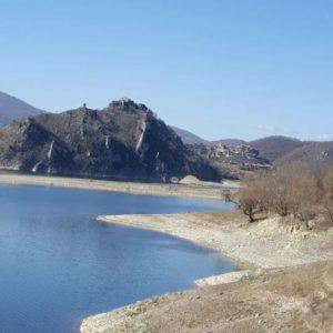 10. Orvinio - Castel di Tora - 1