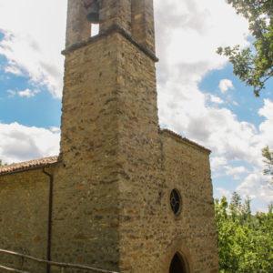 Chiesa rurale di Filetta, Amatrice