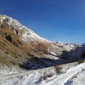 Monte Corvo neve