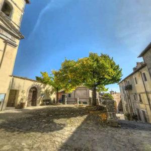 Orvinio - Castel di Tora