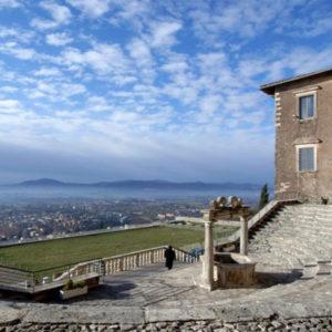 Rocca priora - Palestrina