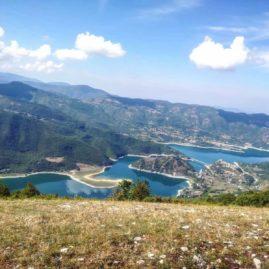 Lago del Turano nella Riserva Monti Navegna e Cervia 3