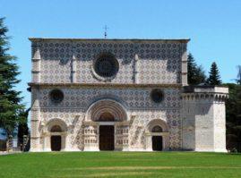L'Aquila, Basilica di Santa Maria di Collemaggio
