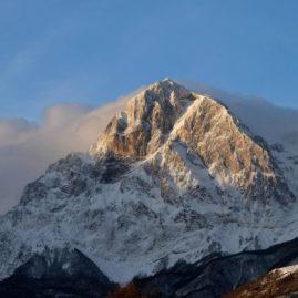 Sua Maesta il Gran Sasso Parco Nazionale del Gran Sasso e Monti della Laga