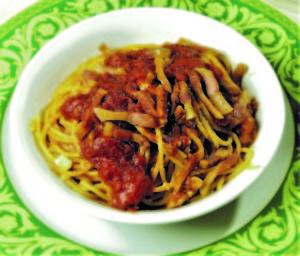 Ricette in Cammino: l'Amatriciana - 1