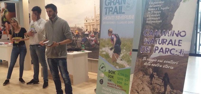 Un Cammino al Villaggio della Maratona di Roma: grandissimo interesse!