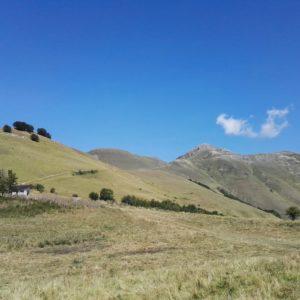 sentiero lungo Cittareale-Accumoli