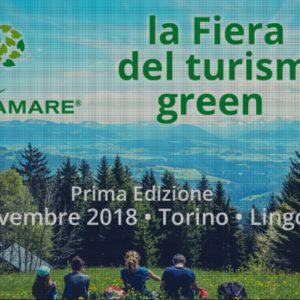 I Parchi della Regione Lazio alla nuova Fiera del Turismo Verde a Torino