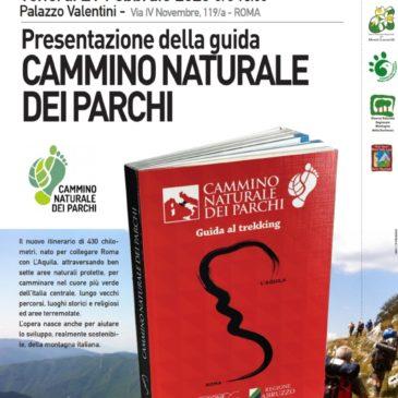 Presentazione della Guida del Cammino Naturale dei Parchi
