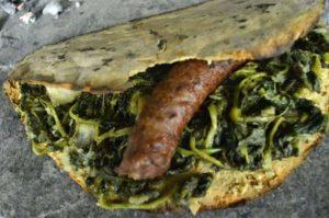 """Ricette in Cammino: """"'U Pizzillu coll'erbe"""" - 1"""