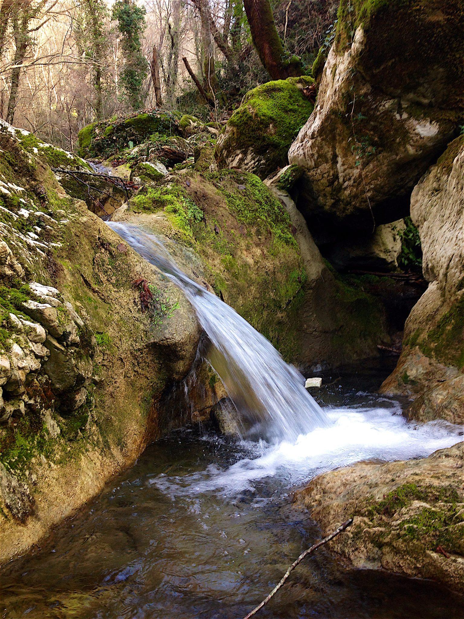 Monumento Naturale Valle delle Cannuccete